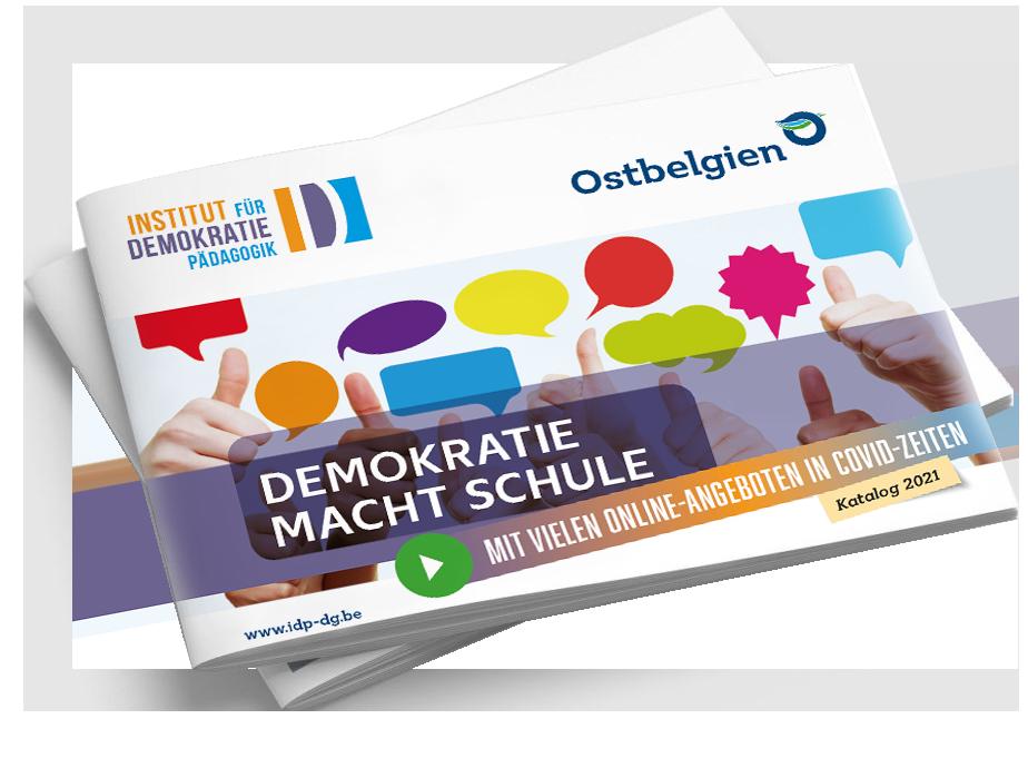 Broschüre des Instituts für Demokratiepädagogik